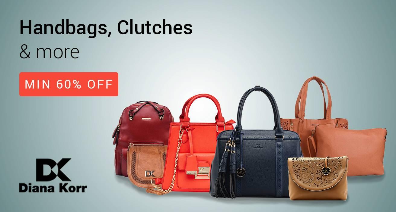 Flipkart Bags: Min. 60% off